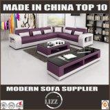 居間のためのイタリアデザインL形のソファー