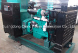 conjunto de generador de 6bt 100kVA Cummins con la garantía de dos años