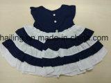 Платье 100% хлопка ребёнка удобное