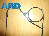 Cambista de calor da placa de Funke Fp04 Fp10 da gaxeta NBR EPDM Viton