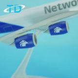 1/200 моделей сети B747-8f Aero модельных декоративных Айркрафт 37cm