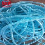 PVC tressé transparent renforcé de fibre flexible Net