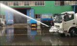 120HP 6 바퀴 최신 판매 물뿌리개 8 톤 트럭 8000 리터 물 탱크