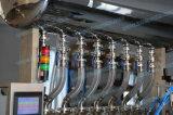 Automático 8 cabezas de relleno en crema para la salsa de tomate / salsa Ensalada / Condimentos / leche condensada / miel / pasta de dientes (FLC-800A)