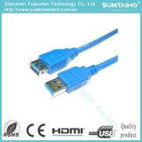 Mann der USB-3.0 Qualitäts-USB2.0 zum männlichen USB-Kabel