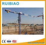 Prix 2017 de grue à tour de grue de construction de grue à tour de Qtz d'usine de la Chine Changhaï