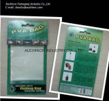 Soluble en agua y desechables de PVA de Servicio de lavandería Bag Dog Bag Bolsa de pesca