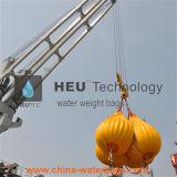12.5t de Zak van het Gewicht van het Water van de Test van de Lading van de Kraan van de voorziening