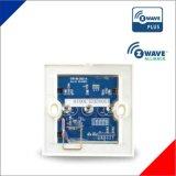 Z-Fluttuare l'interruttore astuto della parete dell'indicatore luminoso di tocco di telecomando di automazione domestica