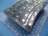Schaltkarte-versah elektronisches Leiterplatte-Doppeltes Warpage&#160 mit Seiten; 0.32% Schwarzes Soldermask