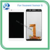 Жк-дисплей для Huawei честь 6 Мобильный телефон с сенсорным экраном ЖКД замените ремонта