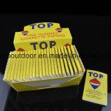 Mejor venta de las pequeñas y medianas, cama King Size cigarrillos Rolling Papers +filtros