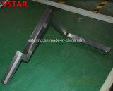 Cnc-maschinell bearbeitenplatte mit Ersatzteil des Edelstahl-SUS303