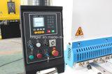 2017 nuovo macchina di taglio idraulica della tagliatrice dello strato della lega per caratteri QC12k 6X2500mm