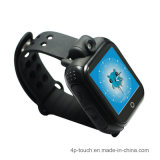 3G WiFi GPS Uhr-Verfolger mit dem Drehen der 3.0m Kamera (D18)