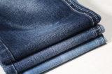 T / C Ring Spun Twill Denim Tecido para Jeans 10.8oz