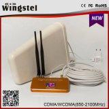 850/2100MHz G/M WCDMA 2g 3G mobiler Signal-Verstärker mit LCD-Bildschirmanzeige