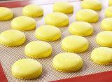 Strato di cottura del silicone del commestibile per pane o la torta