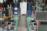 Автоматическое машина для прикрепления этикеток бутылки одного масла Lube большое плоское бортовая