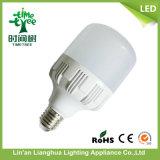 Hot 3W 5W 7W 9W 12W E27 B22 Alumínio de plástico de poupança de energia de lâmpada LED, lâmpada de iluminação LED