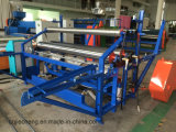 Empaquetadora plástica de la máquina de la vinculación del espesamiento de la buena calidad Jc-EPE-Zh2200 EPE en la India/Tailandia/América