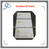 Entrer en contact avec la carte d'IC avec l'aperçu gratuit