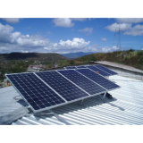 Sistema casero solar montado tejado de Jiangsu para el uso residencial con el TUV