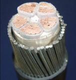 cabo distribuidor de corrente 0.6/1kv de cobre Multicore, fio de aço blindado
