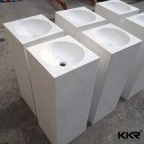Badezimmer-festes freistehendes Oberflächenbassin
