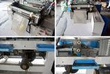 Langer Arm-Wegwerfhandschuh, der Maschine herstellt