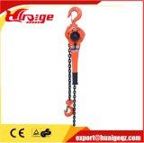 веревочка провода 1.6t вытягивая подъем рукоятки на горячих сбываниях 800kg