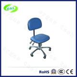 Silla antiestática del recinto limpio de la silla de la oficina de la silla de cuero del laboratorio del ESD