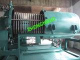 Pianta di riciclaggio dell'olio per motori, distilleria sporca dell'olio per motori, pianta nera di purificazione dell'olio per motori