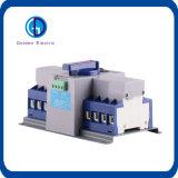 Tipo eléctrico interruptor automático del corta-circuito de la transferencia del interruptor de cambio del ATS del manual de 2p 3p 4p de 1A a 63A