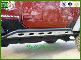 2 Porte côté en acier étape Knockers de culbuteur pour Jeep Wrangler