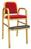 متحمّل أحمر بناء جدي يتعشّى كرسي تثبيت لأنّ مطعم