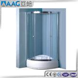 シャワーのドアを滑らせる浴槽のためのアルミニウムプロフィール