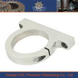 Pièces de usinage d'aluminium de haute précision traitant les pièces de fraisage d'aluminium de pièces