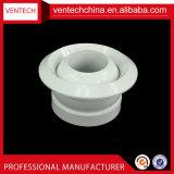中国の製造者の調節可能なアルミニウム眼球のジェット機ノズルの拡散器