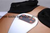 Rouleau-masseur de pied de Shiatsu avec la chaleur permutable et facile à utiliser