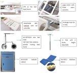 AG-By003c Gebruikt voor Intensive care het Regelbare vijf-Functies Elektrische Bed van het Ziekenhuis voor Verlamde Patiënten