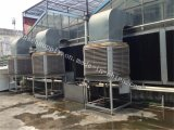 Dispositivo di raffreddamento di aria evaporativo fissato al muro del dispositivo di raffreddamento di aria del favo per la Malesia