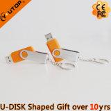 Giro/movimentação de giro do flash USB3.0 para o presente livre (YT-1201-06)