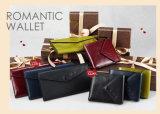 Персонализированная повелительница Бумажник кожи подарка рождества нестандартной конструкции