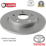 Rotor de la meilleure qualité Toyota de frein à disque