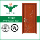 Оптовые двери спальни PVC нутряные