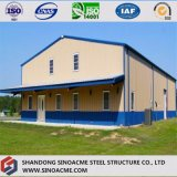 Sinoacme 가벼운 강철 구조물 공장 헛간