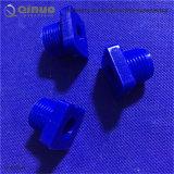 Joint de pipe bleu personnalisé par fournisseur de silicones de produit de la Chine