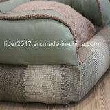 Basi del cane per il sofà di cuoio del cane dei piccoli cani che farcisce la mobilia delle basi del cane di animale domestico