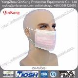 Masque chirurgical non-tissé remplaçable de 3 plis pour l'usage d'hôpital